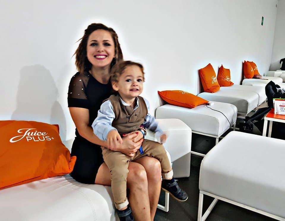 un azienda che ti permette di partecipare agli eventi con i tuoi bambini