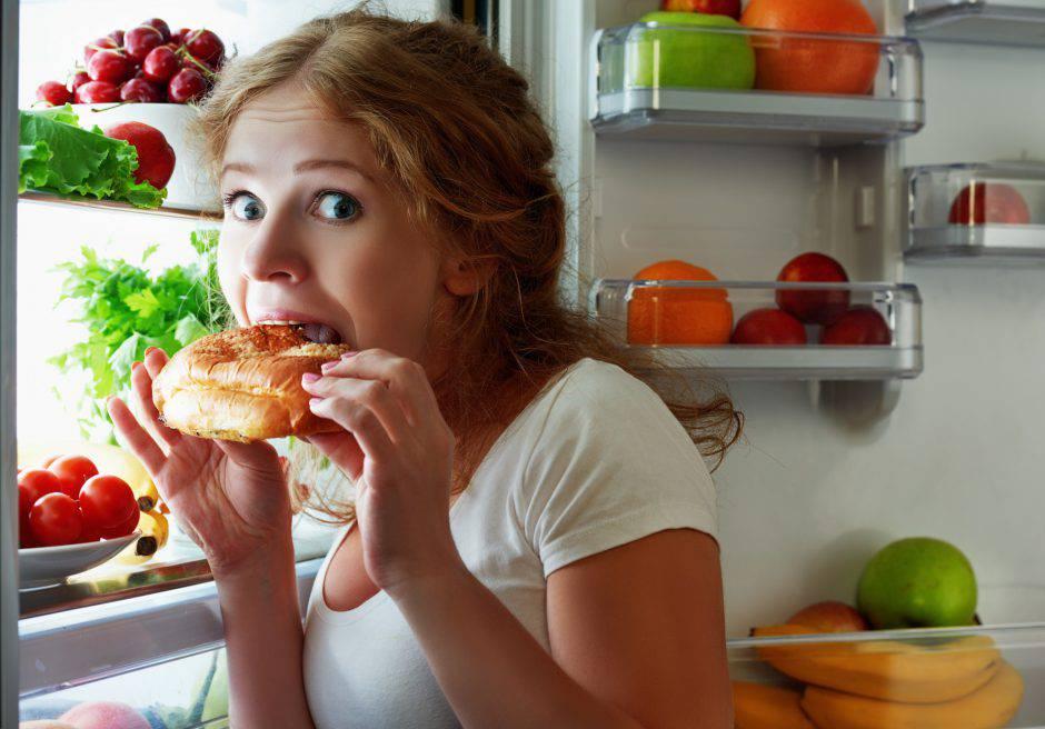 Sconfiggere la fame nervosa in 3 mosse